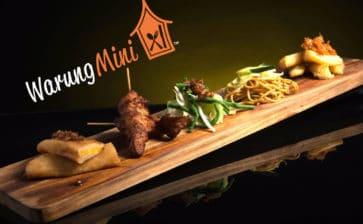 Restaurant: Warung Mini – The Hague, the Netherlands