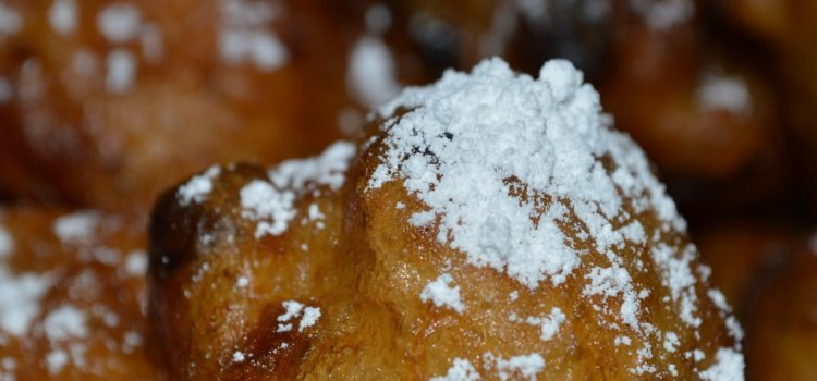 Food Postcard: Oliebollen – A New Year's Eve Tradition