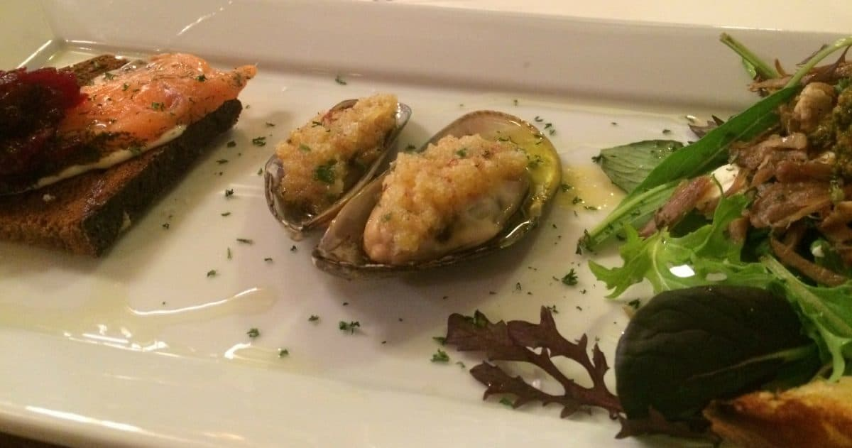 Try the local seafood at Kinloch Lodge. (Photo Credit: the girl with the map tattoo)