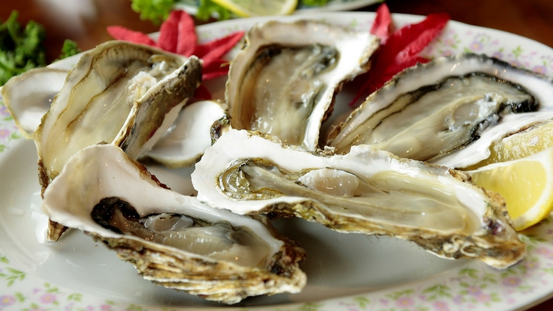 Fresch oysters ready to be. (Photo Credit: Pixabay)