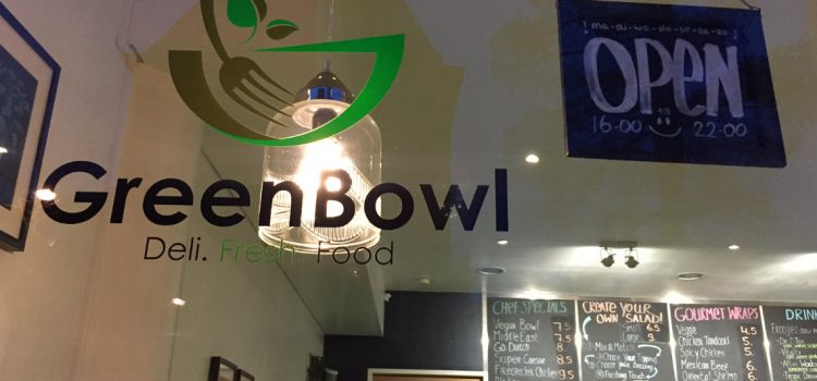 Salad Bar: Green Bowl – The Hague, the Netherlands