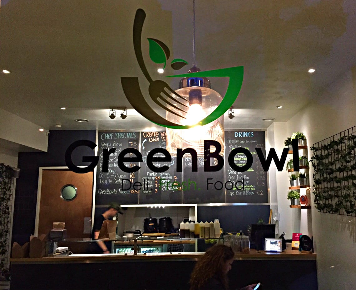 Green Bowl The Hague. (Photo Credit: Fauzia Jonas)