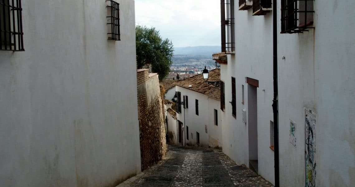 Just wander the lovely alleys of Granada to uncover its secrets. (Photo Credit: Casie Tennin)