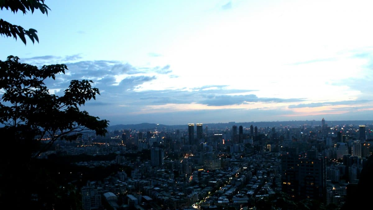 Elephant hill in Taipei City (Photo credit: Soraya Lemmens).