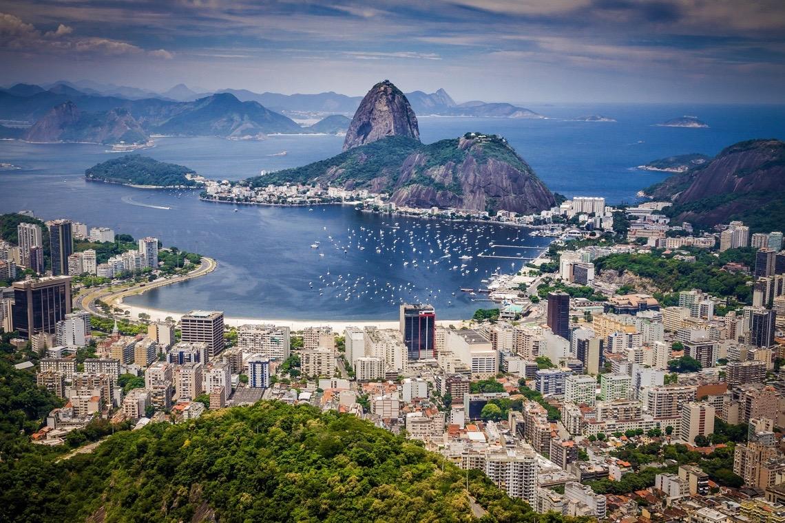 Food City Rio de Janeiro Brazil