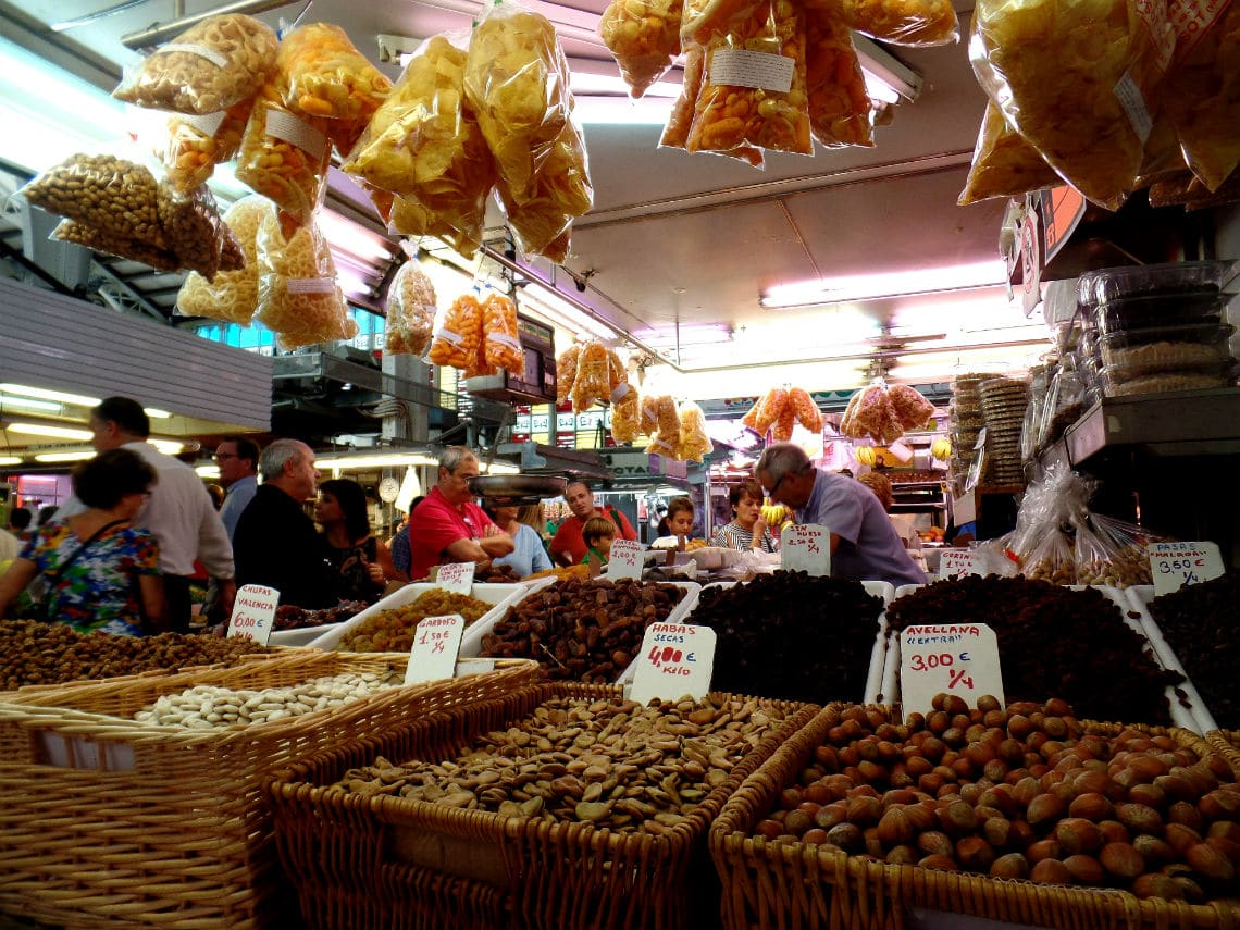 Food City Valencia Spain
