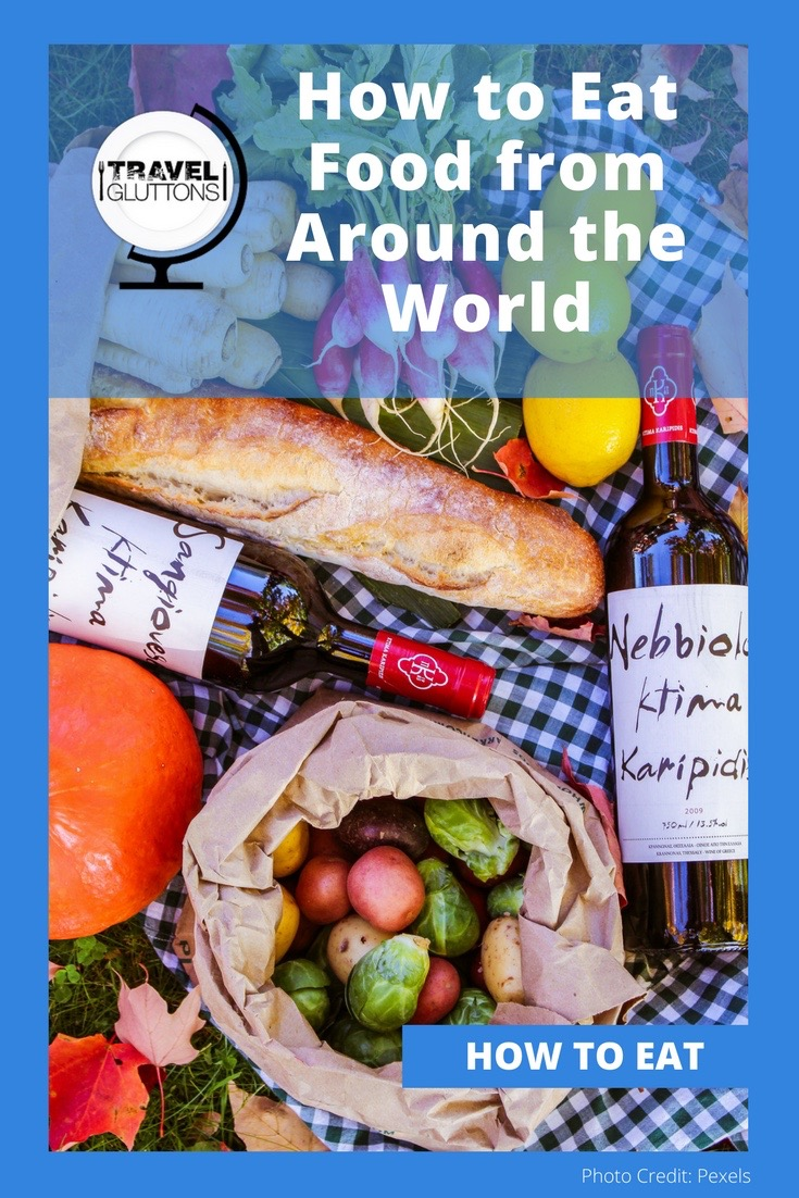 "M.F.K. Fisher is rumoured to have said, ""First we eat, then we do everything else."" Finally, a piece of advice most people can agree on. So grab your fork, pull on your comfy trousers, and get ready to learn how to eat some of the best food from around the world."