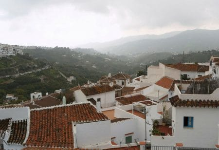 5 Must-See White-Washed Villages in Andalusia