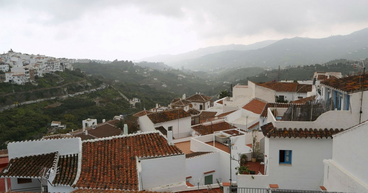 5 Must-See White-Washed Villages in Andalusia - See our not-so-typical choices for visiting Andalusia in Spain, and why we chose them. Amazing food, views, beautiful scenery and fun things to do. - Frigiliana