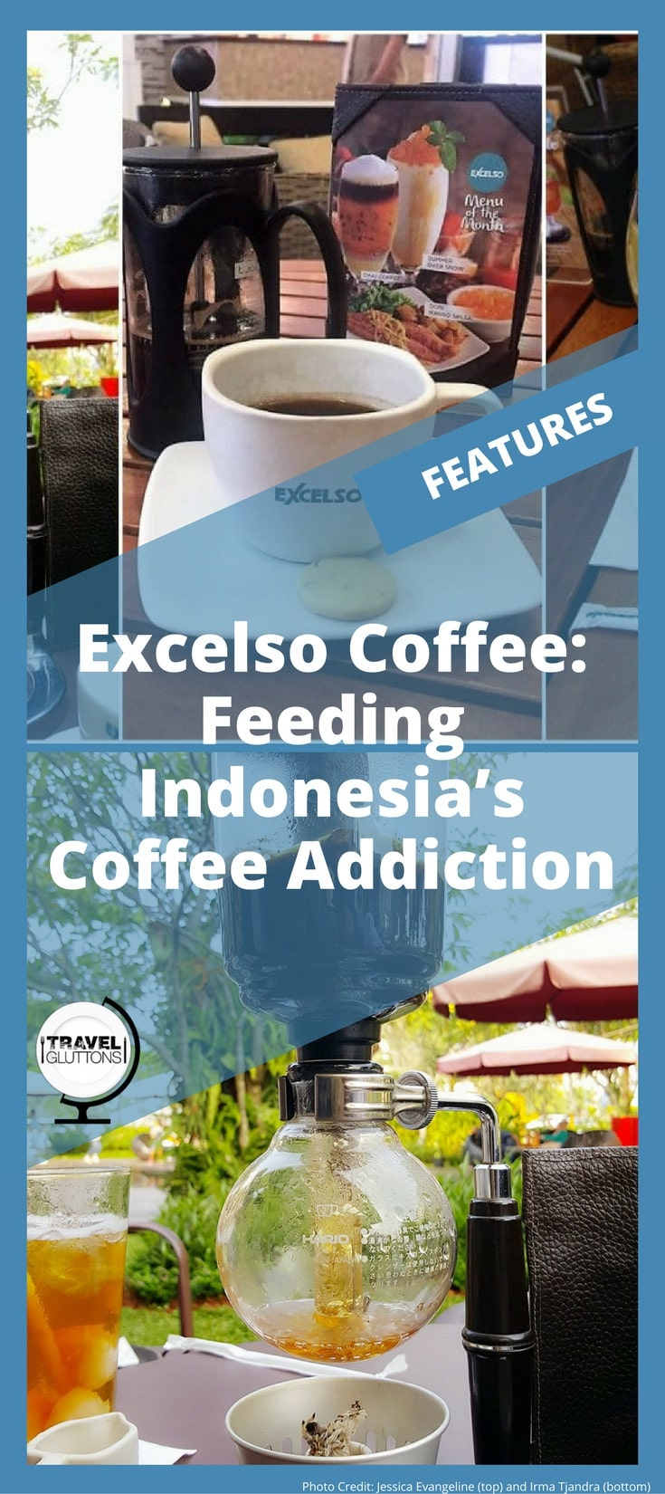 Do you want to enjoy an authentic local coffee in Indonesia and even choose the brewing method that you like best? Then you need to visit an Excelso Coffee restaurant and cafe.