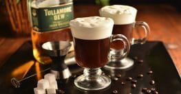 Luck of the Irish…Irish Coffee That Is