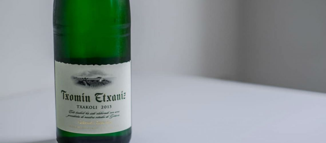 A Taste of Basque: Txakoli Wine