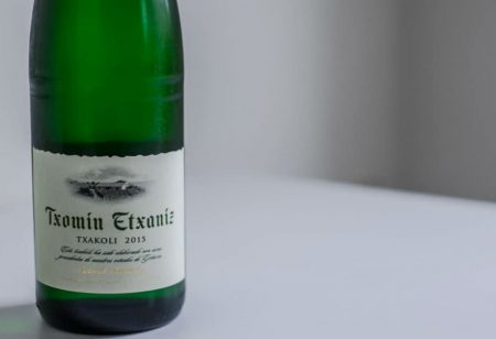 A Taste of Basque Country: Txakoli Wine