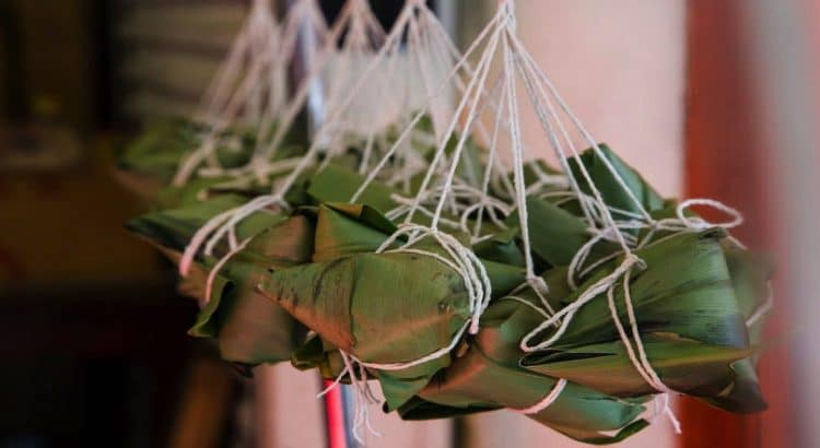 How to Eat: Zongzi—Sticky Rice Dumplings
