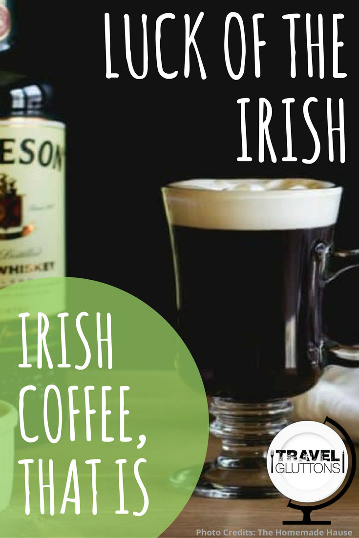 Long before flavoured coffees were invented Irish coffee was making a name for itself on both sides of the Atlantic.