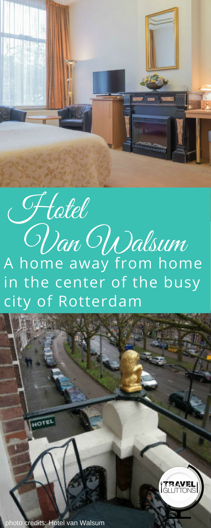 Hotel van Walsum's homey atmosphere, its location to the city centre, and the rich hotel history makes it definitely worth your stay!