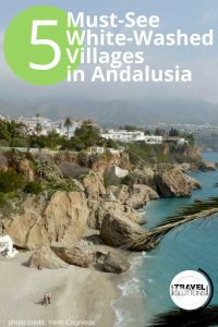 5 Must-See White-Washed Villages in Andalusia - See our not-so-typical choices for visiting Andalusia in Spain, and why we chose them. Amazing food, views, beautiful scenery and fun things to do.