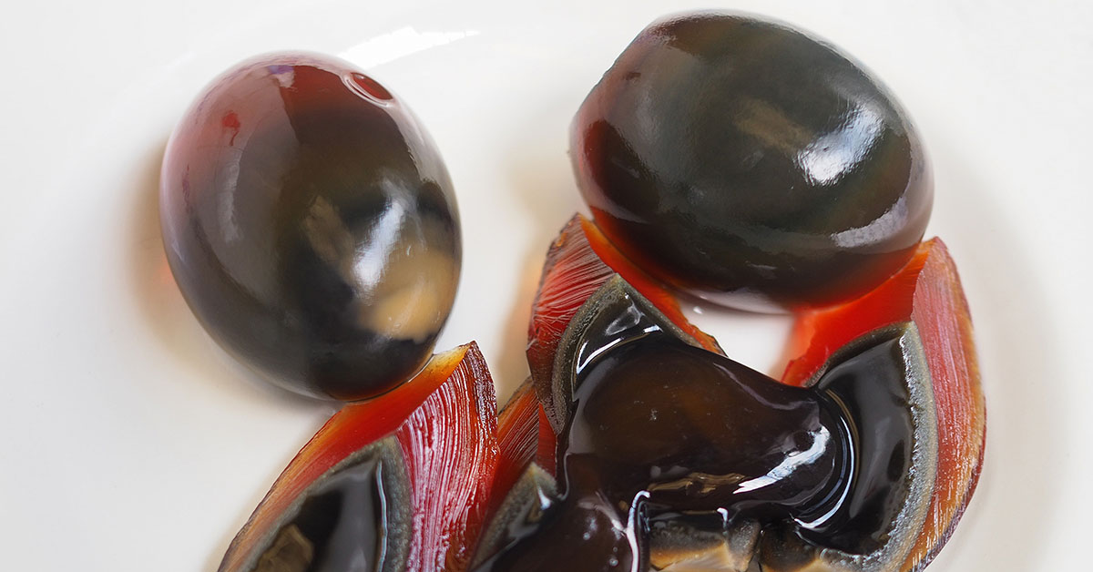 "What is a century egg? How do you eat one? Learn how these Chinese food delicacies are made, and the various dishes in which they are enjoyed. Another ""weird food"" brought to you by travelgluttons.com!"