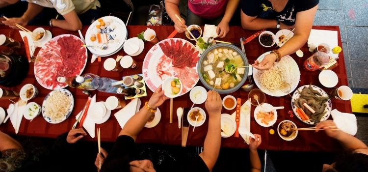 How to Eat: Chinese Hot Pot
