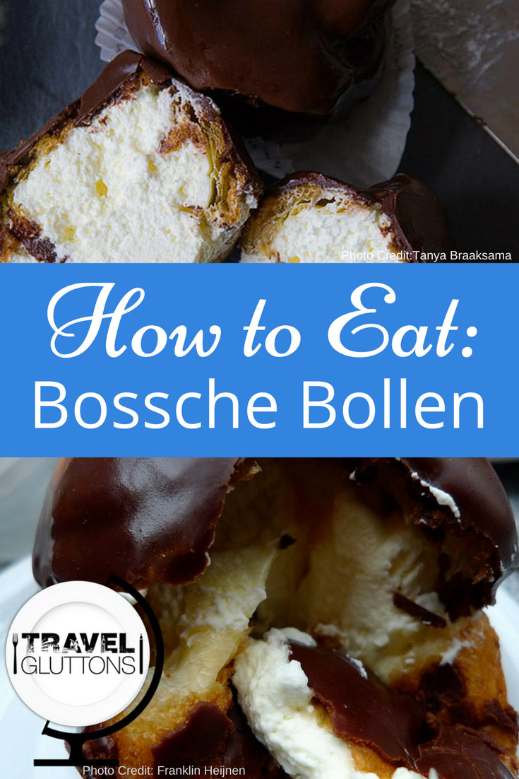 How do you eat a Bossche Bol? What is a Bossche Bol, anyhow? If you haven't experienced this fantastic Dutch food, come and read all about it. It's a must-try pastry from Den Bosch in the Netherlands.